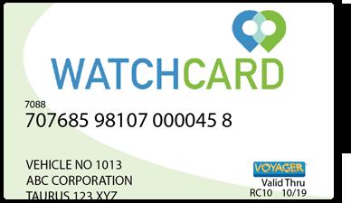 Watchcard Fuel Card
