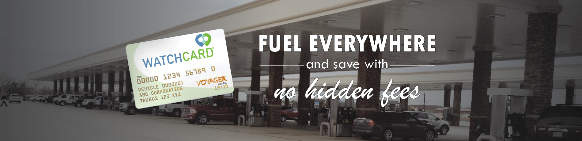 Fleet Fuel Cards, Gas Cards, and GPS Fleet Management & Tracking